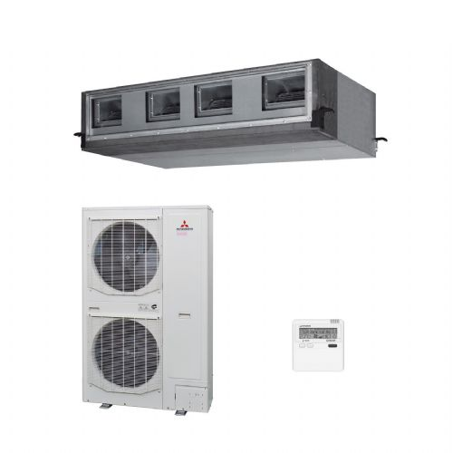 Mitsubishi Heavy Industries Air Conditioning FDU250VG Ducted 25Kw/85000Btu Heat Pump Inverter 415V~50Hz